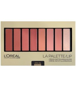 Loreal La Lip Palette /Nude -